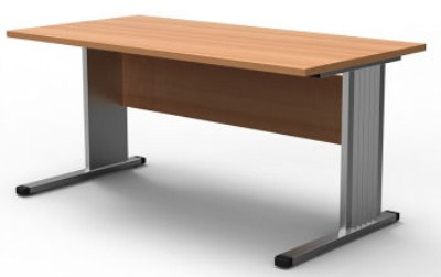 Quint Cantilever Office Desk 1200Mm