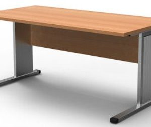 Quint Cantilever Height Adjustable Desk 1600Mm