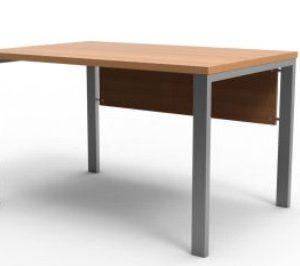 Quint Rectangle Office Desk 1200Mm