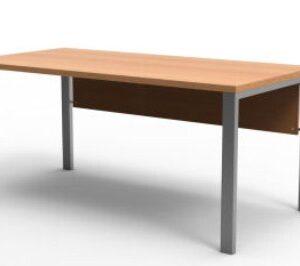 Quint Rectangle Office Desk 1600Mm