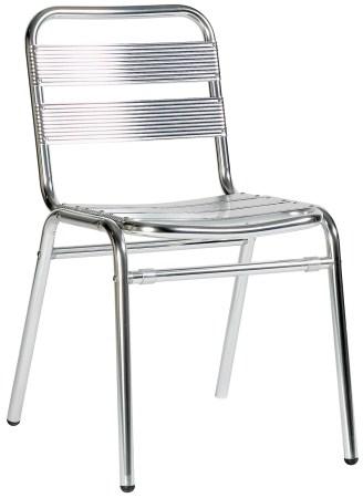 Acfa Aluminium Stacking Chair - Outdoor