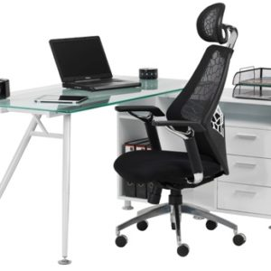 Granada Workstation & Lonfellow Exec Chair Combo