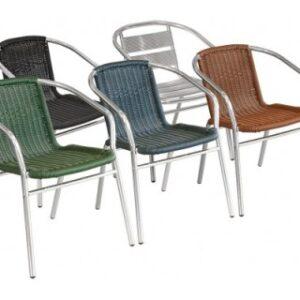 Satoon Aluminium Chair