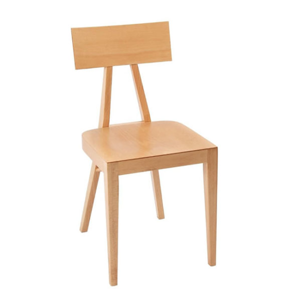 Aglog Quality Modern Kitchen Dining Sidechair Price Is For 2 Chairs Available In Beech And Walnut Fully Assembled