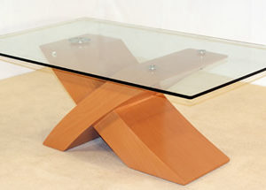 Arize Beech Coffee Table