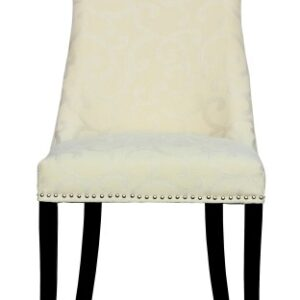 Katie Accent Dining Chair - Upholstered Wood - Assembled