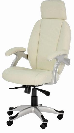 Royce Executive Chair - Cream