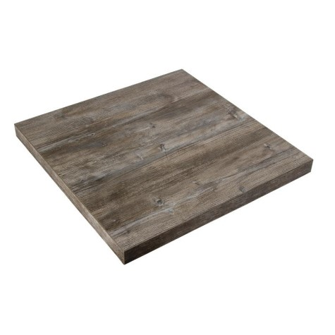 Ashley Square Pine Effect Table Top