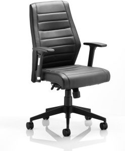 Brava Leather Swivel Office Chair