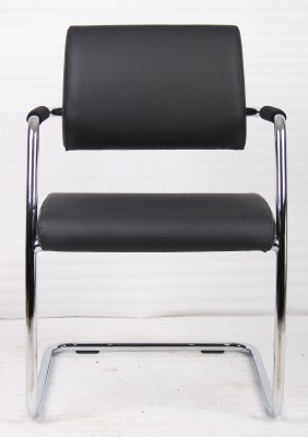 Bruk Leather Cantilever Office Chair