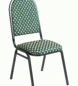 Sina Stacking Banqueting Dining Chair - Steel Frame Fully Assembled