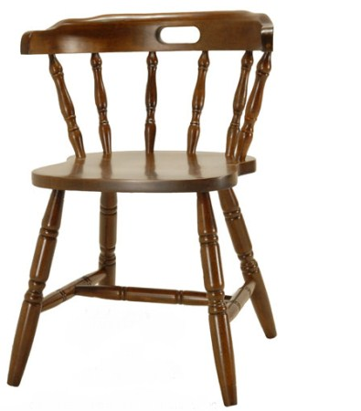 Lara Spindle Back Farmhouse Kitchen Dining Chair Fully Assembled
