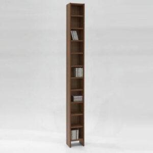 Dalia Cd Dvd Wooden Storage Tower - Plumtree