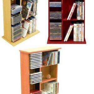 Cd/Dvd Blu Ray Storage Unit
