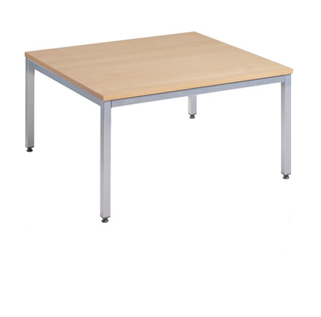 Latino Office Square Coffee Table - Small