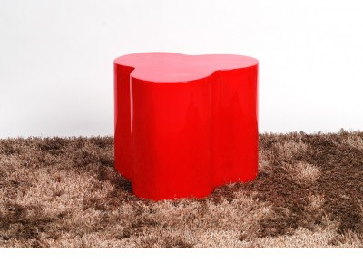 Cali Lamp Table - Fibreglass