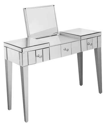 Mark Console Table - 3 Drawers - Mirrored Glass