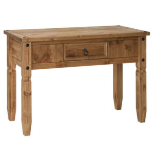 Pereza Mexican Pine Console Table