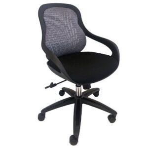 Lofty Mesh Designer Office Chair Black Or White