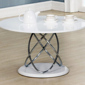 Gior Glass Coffee Table - Black