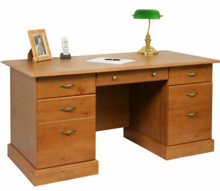 Garden Pine Study Desk