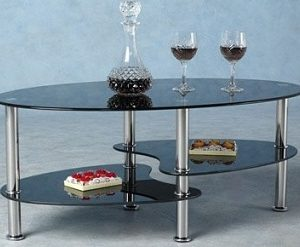 Lodge Coffee Table - Black