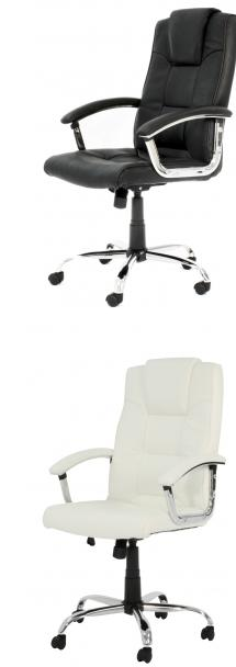 High Back Exec Chair - Leather