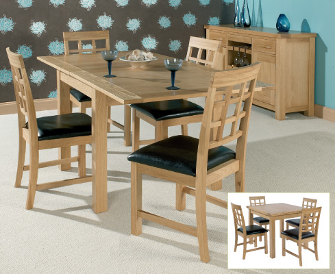 Harlow Extending Dining Table