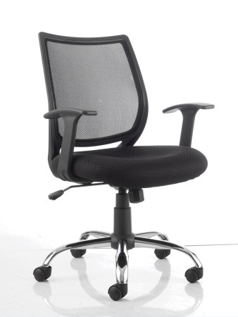 Jat Mesh And Fabric Office Chair