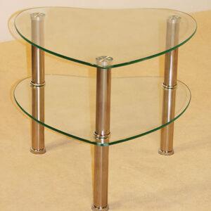 Kanser Heart Side Table