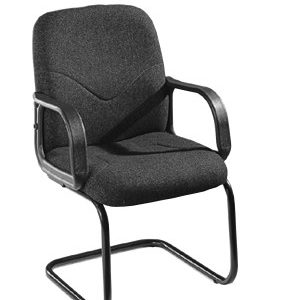 King Fabric Cantilever Office Chair