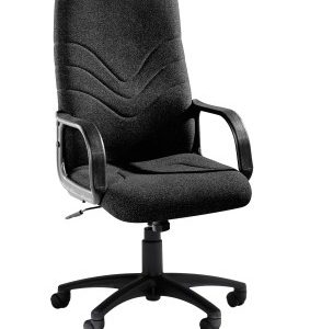 King Fabric Swivel Office Chair