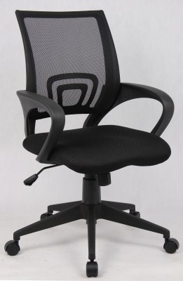 Lint Fabric Mesh Swivel Office Chair