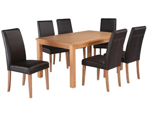 Lalluba Dining Table