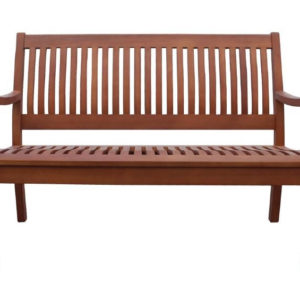 Rowlinson 2 Seater Willington Outdoor Garden Bench