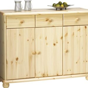 Sarah Sideboard 3 Door 3 Drawer