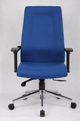 Mod Fabric/Foam Padded Swivel Office Chair