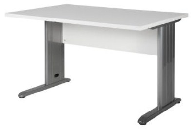 Mate Cantilever Office Desk - 1600 Mm
