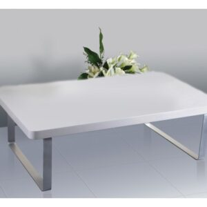 Nouvelle High Gloss White Coffee Table