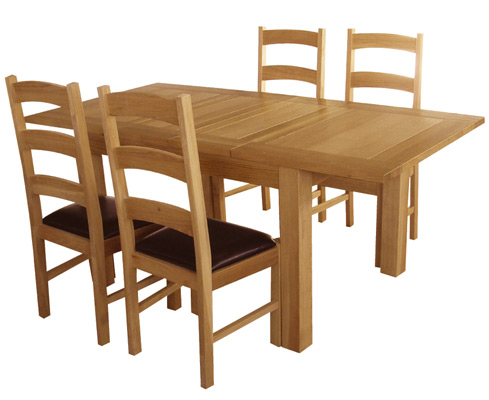 Oakdene Extending Dining Table