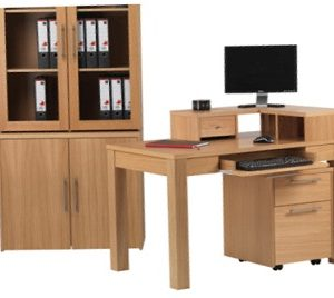 Woody 1200 Desk Office Package Desk