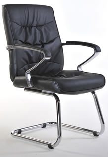 Avail Leather Faced office Chair