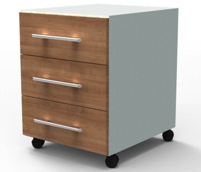 Pref Filing Cabinet - 3 Drawer