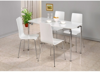 Rigma White Dining Table