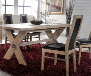 Prov Rectangle Pine Table And / Or Chairs