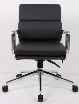 Sava Leather Medium Back Office Chair