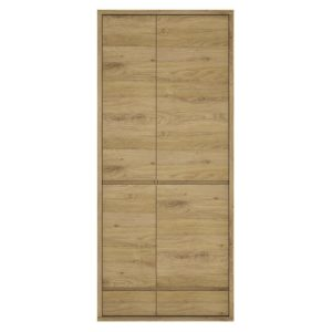Tiamaria Glazed Wood Storage Cupboard