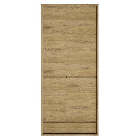 Tiamaria Glazed Wood Storage Cupboard