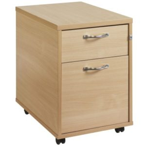 Sala Mobile Filing Cabinet - 2 Drawers