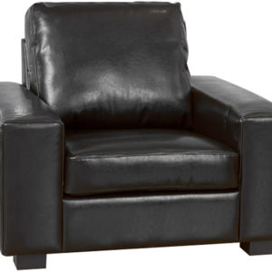 Lilamay Quality Leather 1 Seater Tub Sofa Chair In Choice Of Colours Quick Delivery